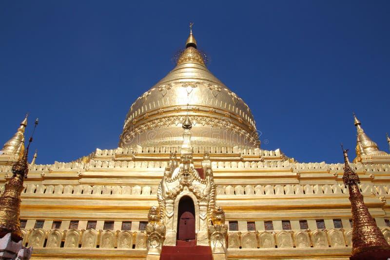 Το πνεύμα του Μιανμάρ στοκ εικόνες
