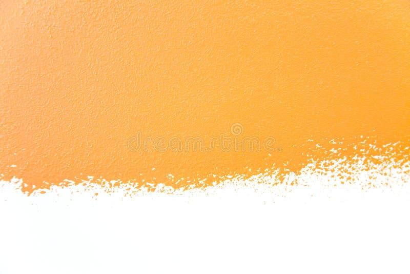 το πορτοκάλι ανασκόπηση&sigma στοκ εικόνα
