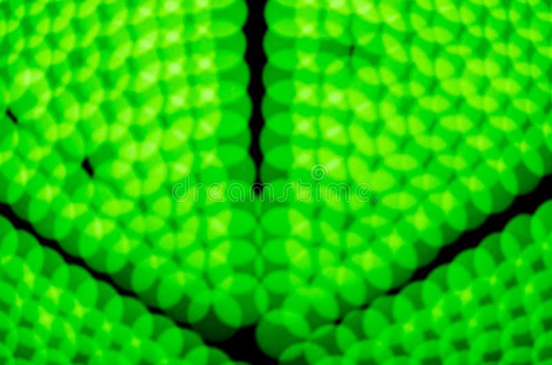 Το πράσινο φως bokeh το υπόβαθρο στοκ εικόνα με δικαίωμα ελεύθερης χρήσης