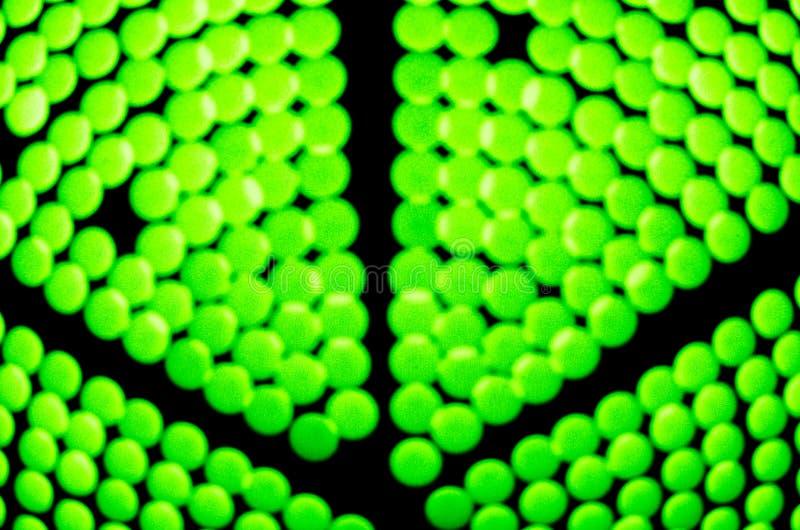 Το πράσινο φως bokeh το υπόβαθρο στοκ φωτογραφία με δικαίωμα ελεύθερης χρήσης
