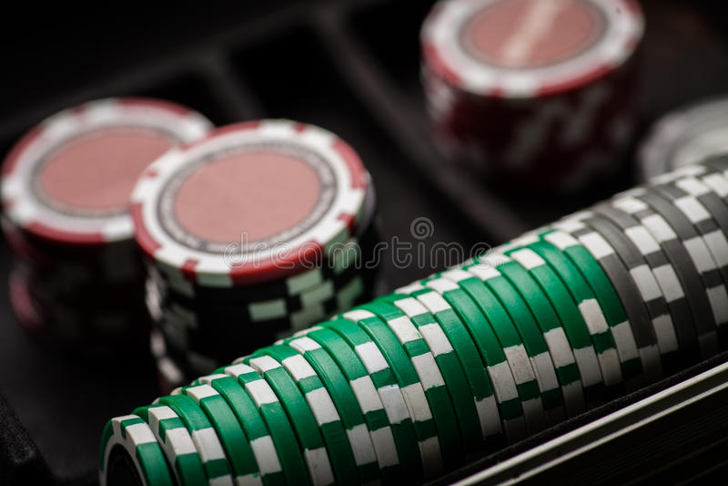 Το πόκερ πελεκά τη λεπτομέρεια στοκ φωτογραφία με δικαίωμα ελεύθερης χρήσης