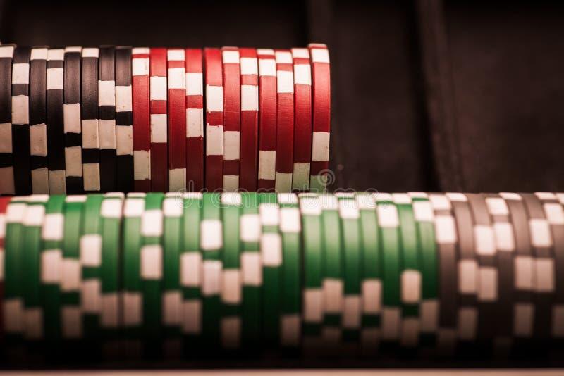 Το πόκερ πελεκά τη λεπτομέρεια στοκ εικόνα