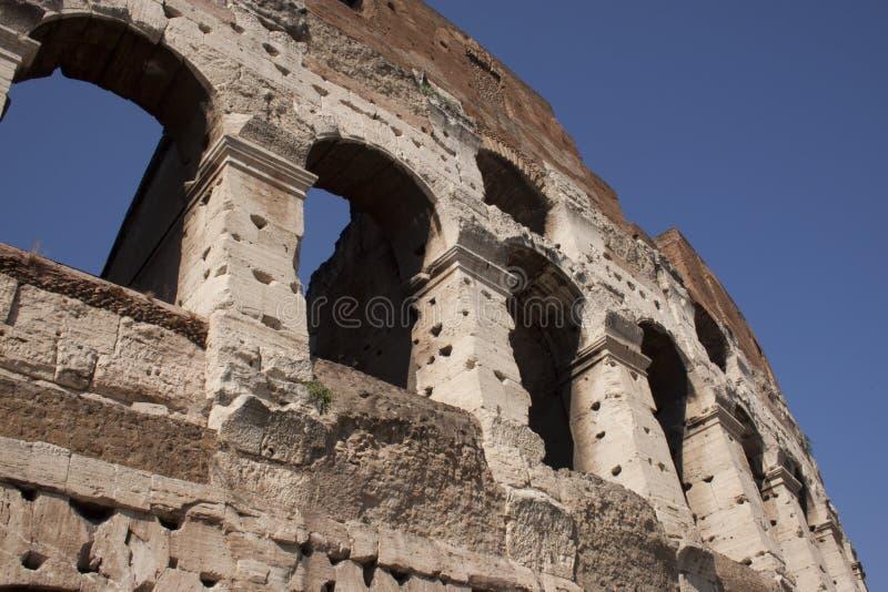 Το ρωμαϊκό Coliseum στοκ φωτογραφία με δικαίωμα ελεύθερης χρήσης