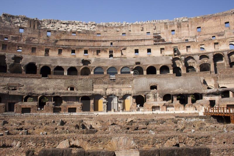 Το ρωμαϊκό Coliseum στοκ εικόνα