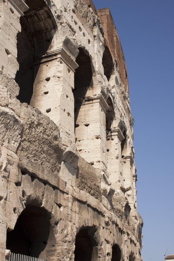 Το ρωμαϊκό Coliseum στοκ φωτογραφίες με δικαίωμα ελεύθερης χρήσης
