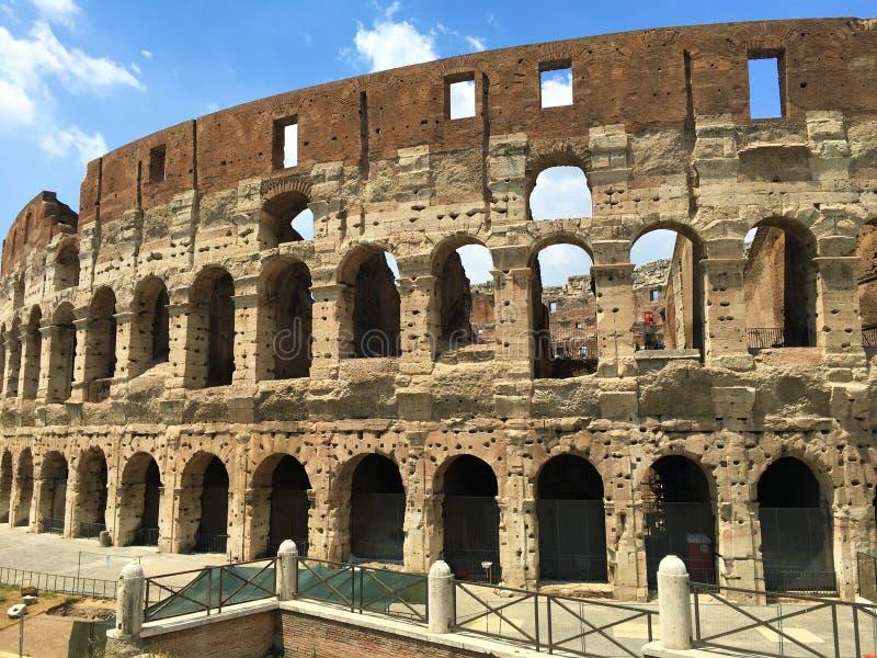 Το ρωμαϊκό Colosseum στοκ φωτογραφία με δικαίωμα ελεύθερης χρήσης