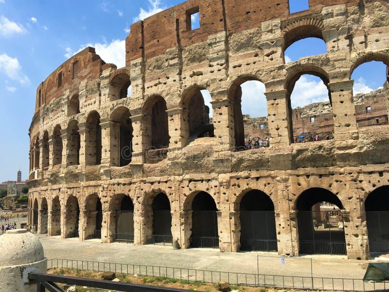 Το ρωμαϊκό Colosseum στοκ φωτογραφίες