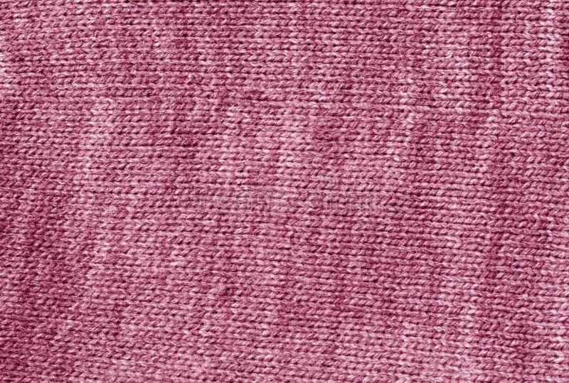 Το ρόδινο χρώμα η επιφάνεια υφασμάτων στοκ εικόνες με δικαίωμα ελεύθερης χρήσης