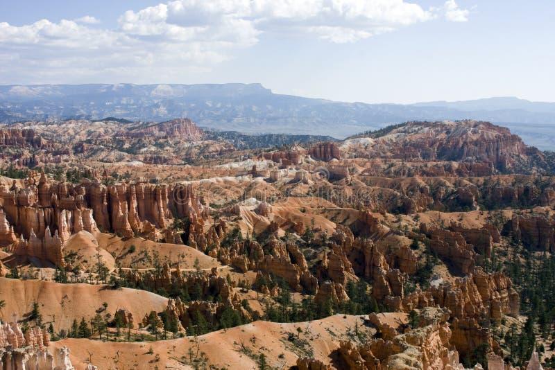 Σημείο Utah του Bryce στοκ φωτογραφίες με δικαίωμα ελεύθερης χρήσης