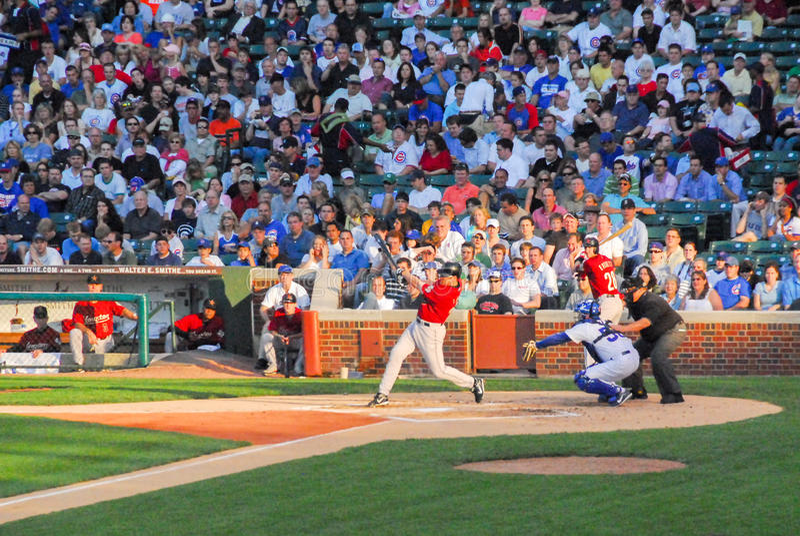 Download το Σικάγο Cubs το πεδίο Wrigley Εκδοτική Εικόνες - εικόνα από cubs, αλλαγές: 62715066