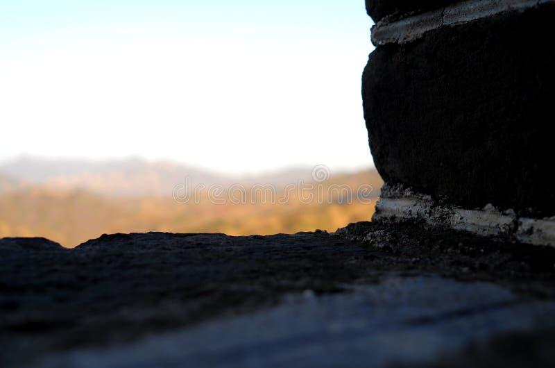 Το Σινικό Τείχος σε Huangyaguan στοκ φωτογραφία με δικαίωμα ελεύθερης χρήσης