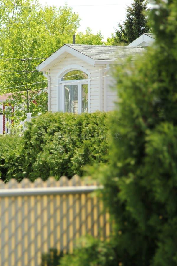 Το σπίτι γειτόνων μου στοκ φωτογραφία με δικαίωμα ελεύθερης χρήσης