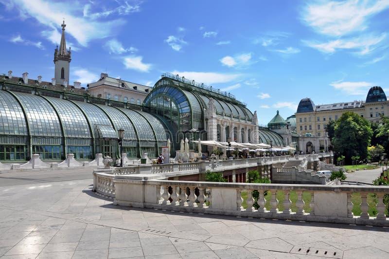 Το σπίτι πεταλούδων Αυστρία Βιέννη στοκ φωτογραφίες με δικαίωμα ελεύθερης χρήσης