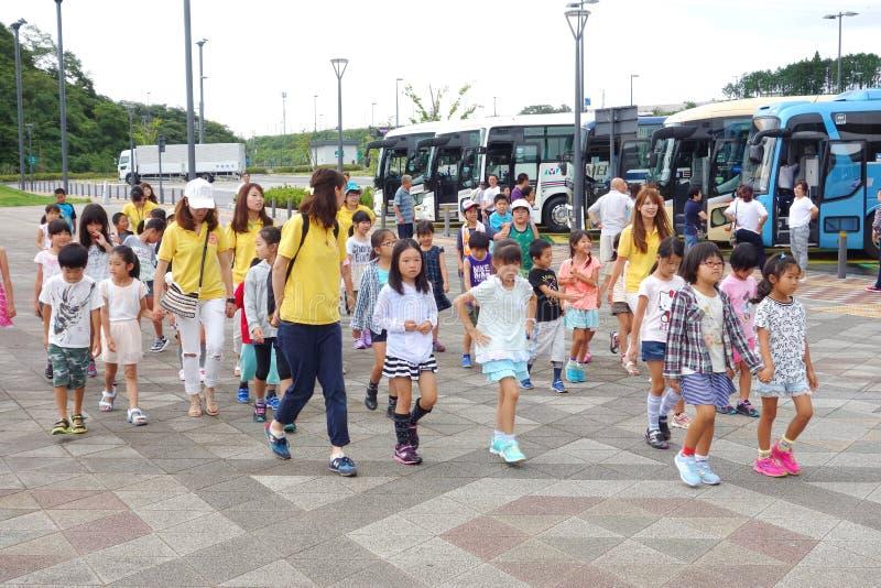 Το σχολικό ταξίδι στοκ φωτογραφία με δικαίωμα ελεύθερης χρήσης