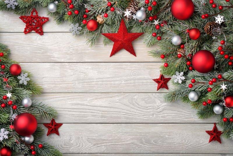 Το τέλειο υπόβαθρο Χριστουγέννων στοκ εικόνες