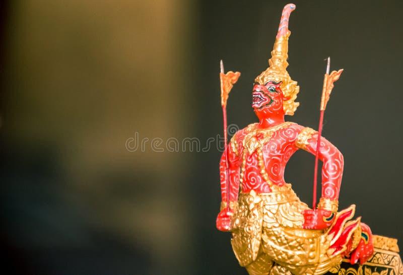 Το ταϊλανδικό αρχαίο σχέδιο τέχνης στοκ φωτογραφία με δικαίωμα ελεύθερης χρήσης