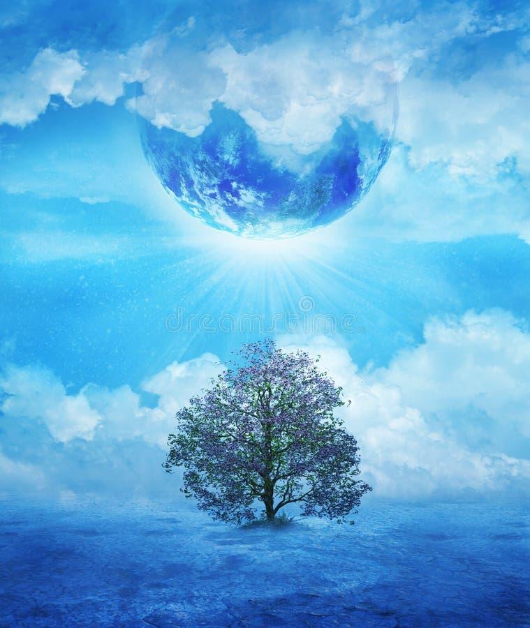 Το τελευταίο δέντρο απεικόνιση αποθεμάτων