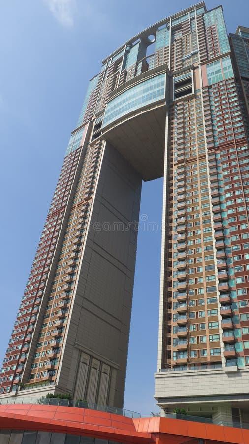 Το τοπίο στο νησί του Χονγκ Κονγκ στοκ φωτογραφίες