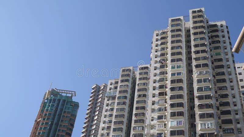 Το τοπίο στο νησί του Χονγκ Κονγκ στοκ εικόνα