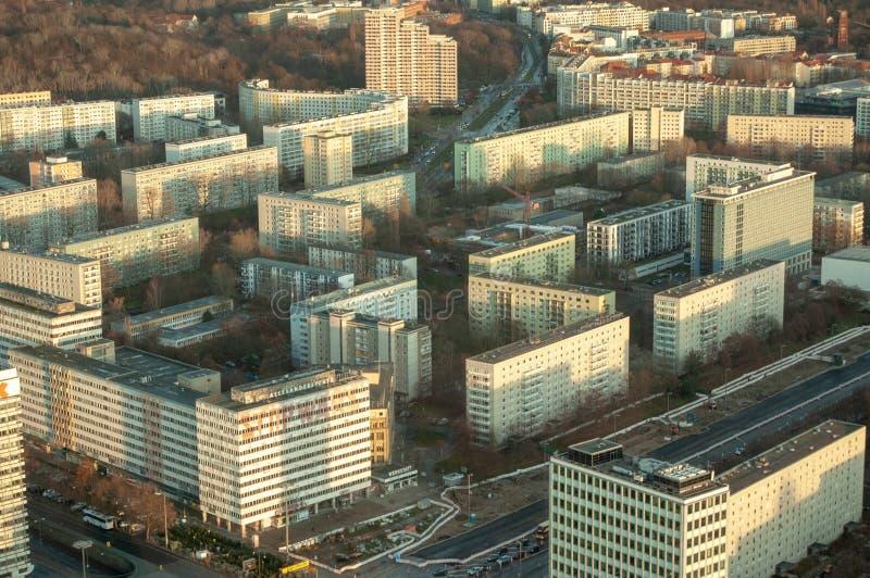 Το τοπίο του Βερολίνου στοκ φωτογραφία με δικαίωμα ελεύθερης χρήσης