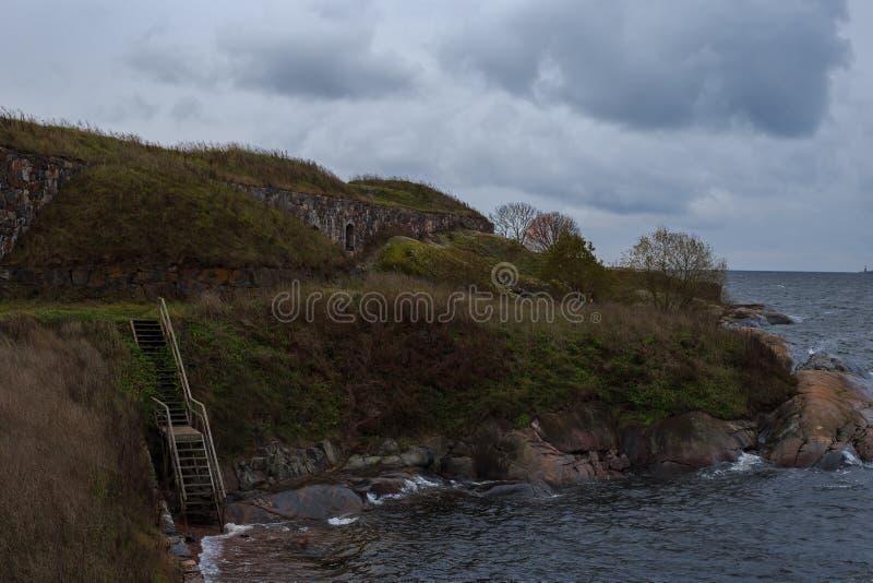 Το τοπίο του Ελσίνκι στοκ εικόνα με δικαίωμα ελεύθερης χρήσης