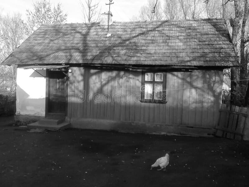 Το του χωριού ναυπηγείο στοκ εικόνα με δικαίωμα ελεύθερης χρήσης