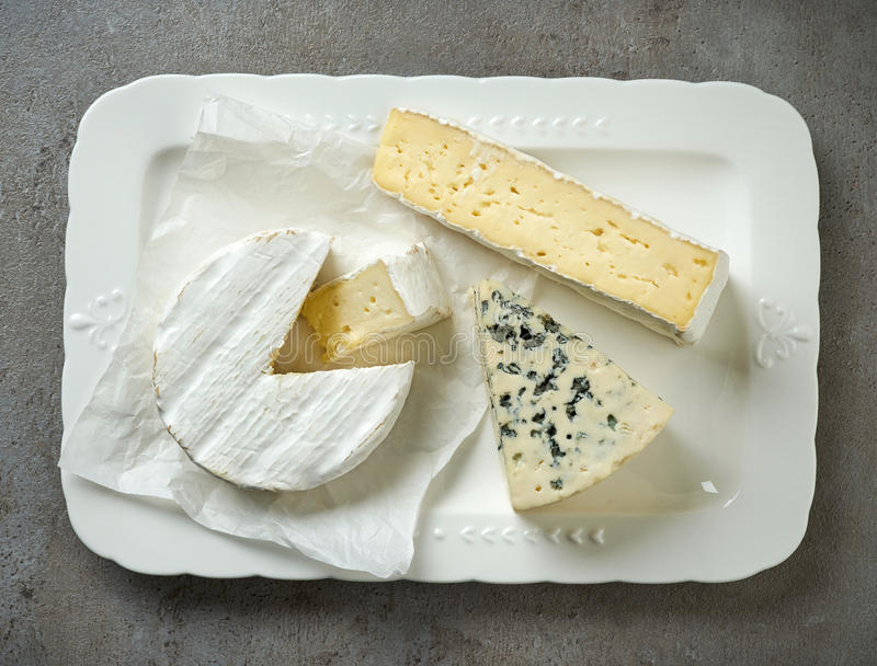 το τυρί δακτυλογραφεί διάφορο στοκ φωτογραφίες με δικαίωμα ελεύθερης χρήσης