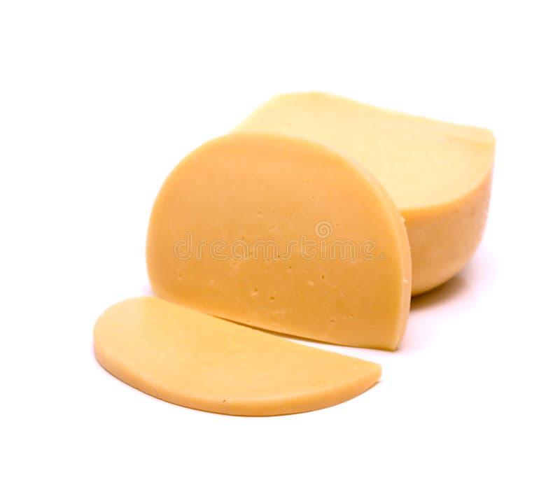 το τυρί απομόνωσε το λευ στοκ φωτογραφίες με δικαίωμα ελεύθερης χρήσης
