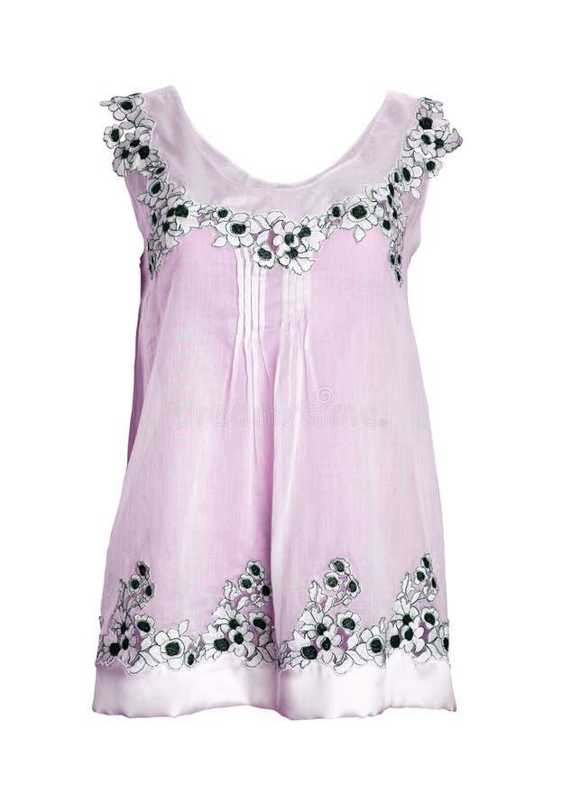το φόρεμα ανθίζει το μετάξι στοκ φωτογραφία με δικαίωμα ελεύθερης χρήσης