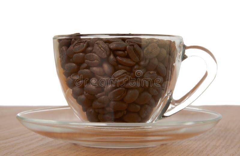 Το φλυτζάνι των σιταριών coffe στοκ φωτογραφία