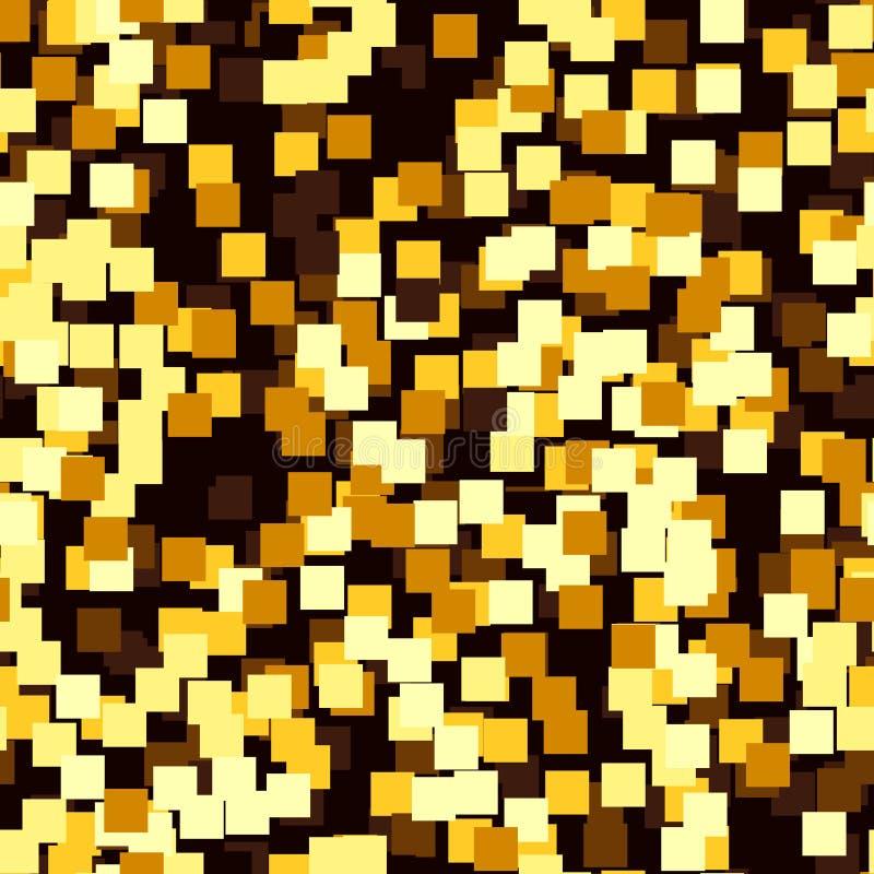 Το χρυσό σπινθήρισμα ακτινοβολεί άνευ ραφής υπόβαθρο απεικόνιση αποθεμάτων