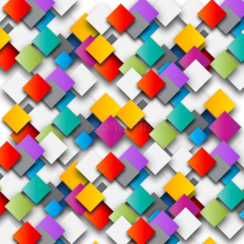 Το χρωματισμένο έγγραφο τακτοποιεί την απεικόνιση υποβάθρου απεικόνιση αποθεμάτων