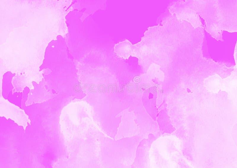 Το χρώμα επιδιορθώνει το γραφικό στοιχείο επίδρασης σχεδίου κτυπημάτων βουρτσών για το υπόβαθρο ελεύθερη απεικόνιση δικαιώματος