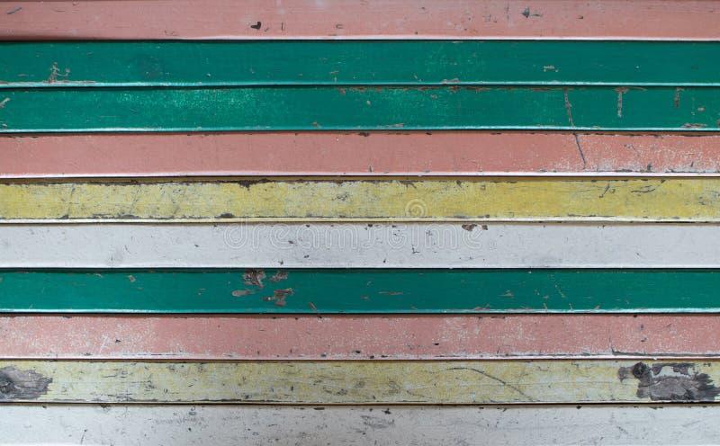 Το χρώμα χρωμάτισε την παλαιά ξύλινη ελαφριά σύσταση πινάκων κρητιδογραφιών υπόβαθρο, άσπρη και μπλε σύσταση υφάσματος κινηματογρ στοκ φωτογραφία