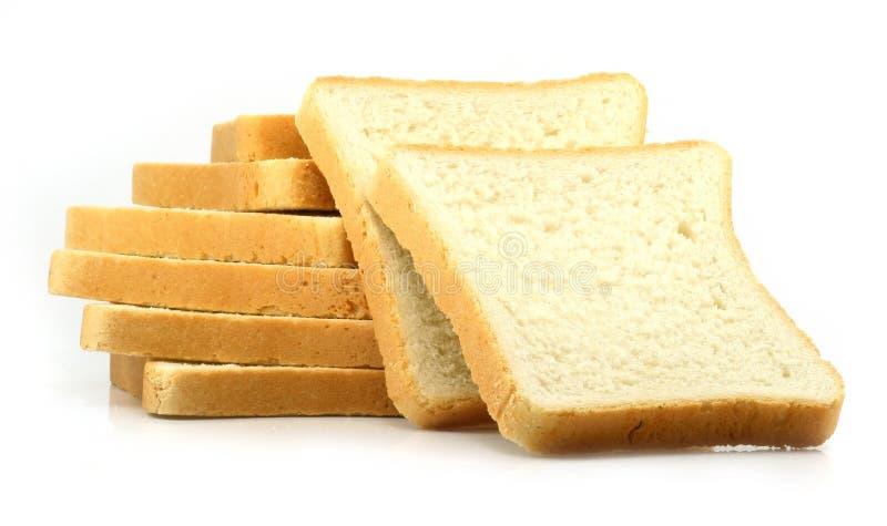 το ψωμί ανασκόπησης έκοψε &t στοκ εικόνα με δικαίωμα ελεύθερης χρήσης