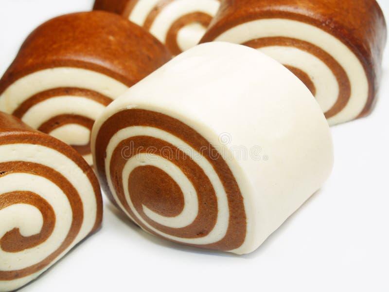 το ψωμί κινέζικα έβρασε στ&omi στοκ εικόνα με δικαίωμα ελεύθερης χρήσης
