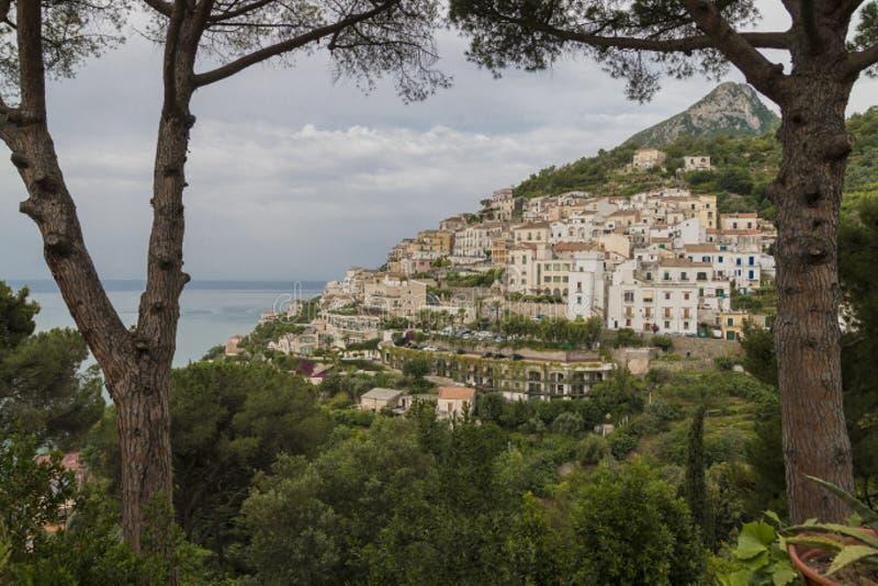 Το όμορφο Costiera Amalfitana στοκ εικόνα με δικαίωμα ελεύθερης χρήσης