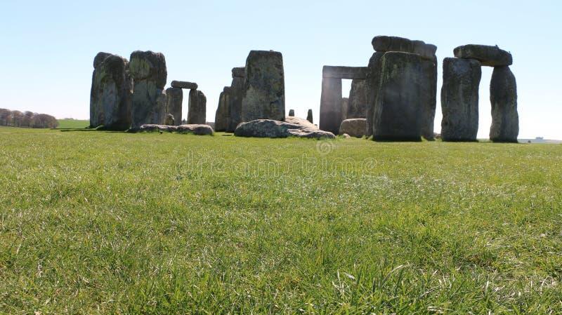 Το όμορφο Stonehenge! στοκ φωτογραφία με δικαίωμα ελεύθερης χρήσης