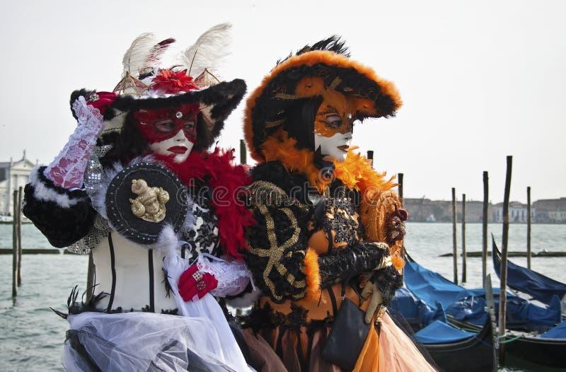 το 2011 καρναβάλι έντυσε με κ& στοκ φωτογραφία με δικαίωμα ελεύθερης χρήσης