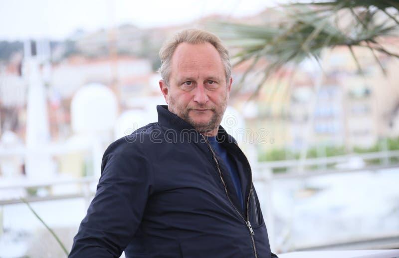 Το Benoit Poelvoorde παρευρίσκεται στο photocall στοκ εικόνα με δικαίωμα ελεύθερης χρήσης
