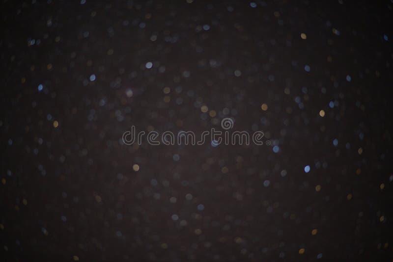 Το Bokeh από τα αστέρια στοκ φωτογραφίες με δικαίωμα ελεύθερης χρήσης