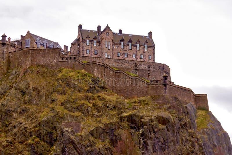 Το Castle του Εδιμβούργου στοκ εικόνες
