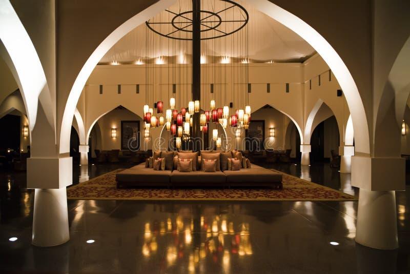 Το Chedi, Muscat στοκ εικόνες με δικαίωμα ελεύθερης χρήσης