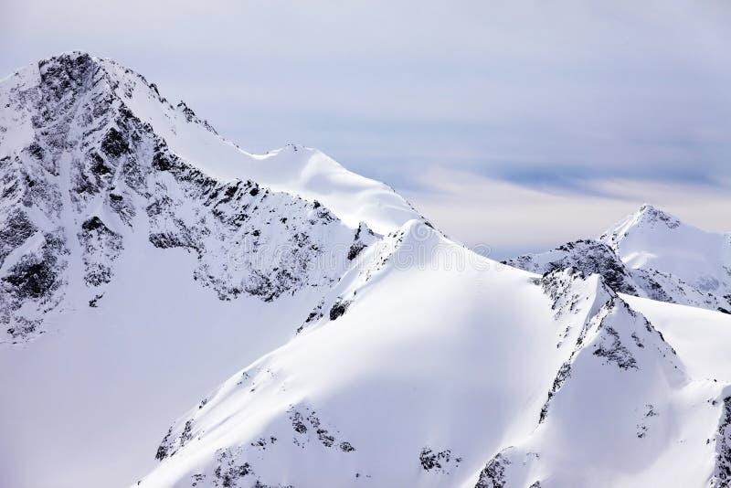 το elbrus επικολλά στοκ εικόνες με δικαίωμα ελεύθερης χρήσης