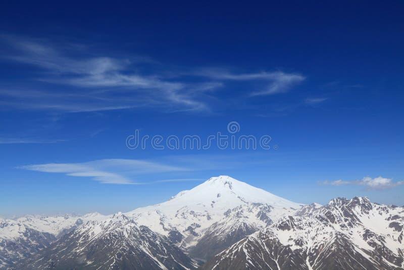 το elbrus επικολλά στοκ φωτογραφίες με δικαίωμα ελεύθερης χρήσης