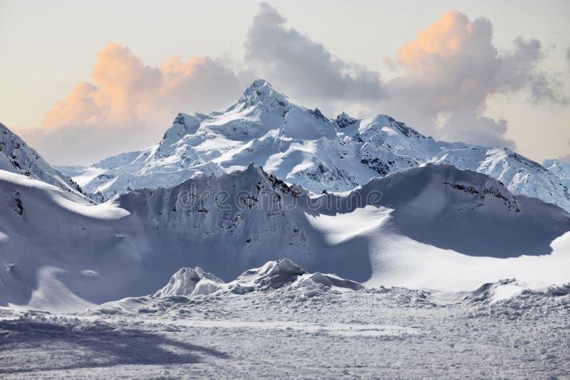 Το Elbrus τοποθετεί στοκ εικόνα με δικαίωμα ελεύθερης χρήσης