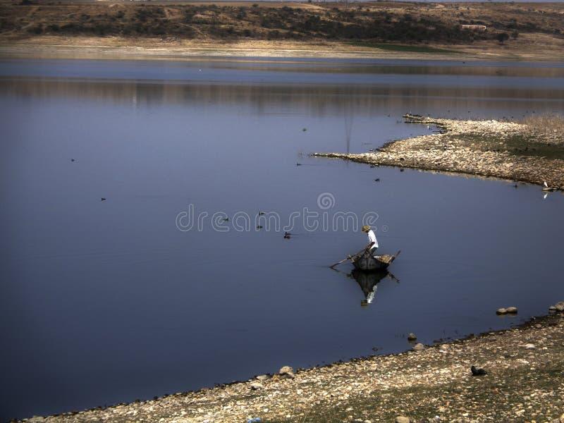 Το Fishman στοκ εικόνες