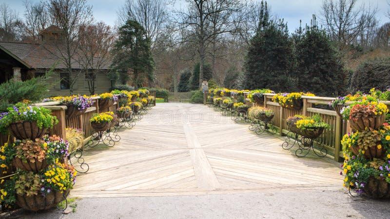 Το Gibbs καλλιεργεί είσοδος Γεωργία στοκ φωτογραφίες
