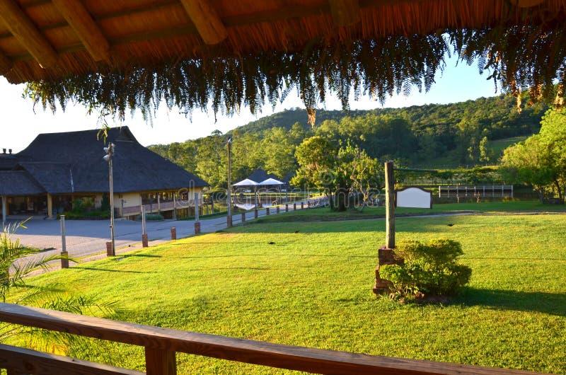 Το Hacienda, Rio Grande κάνει τη Sul, Βραζιλία στοκ φωτογραφίες