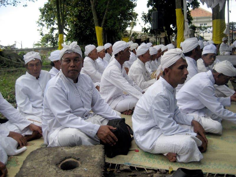 Το Hindus προσεύχεται στοκ φωτογραφίες με δικαίωμα ελεύθερης χρήσης